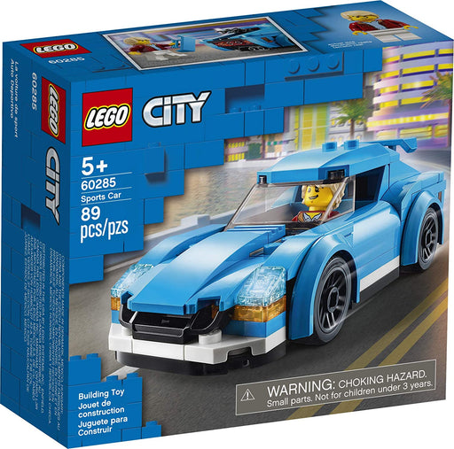 LEGO City Sports Car