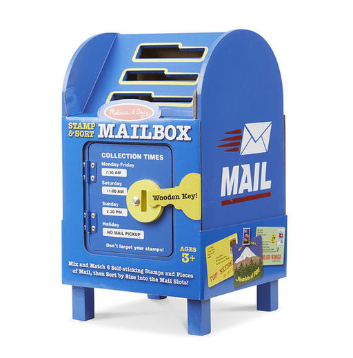 Stamp & Sort Mailbox - JKA Toys