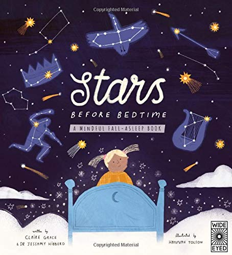Stars Before Bedtime: A Mindful Fall Asleep Book - JKA Toys