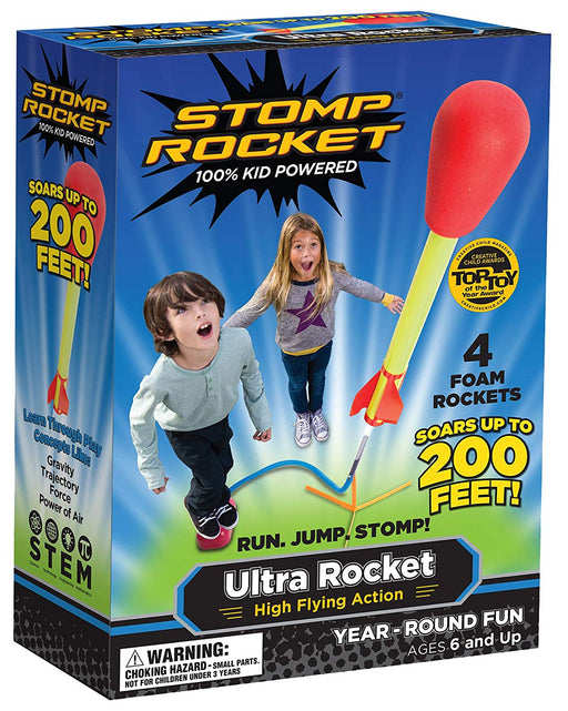Stomp Rocket Ultra - JKA Toys