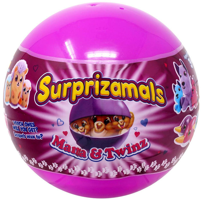 Surprizamals Mama & Twinz Surprise Ball - JKA Toys