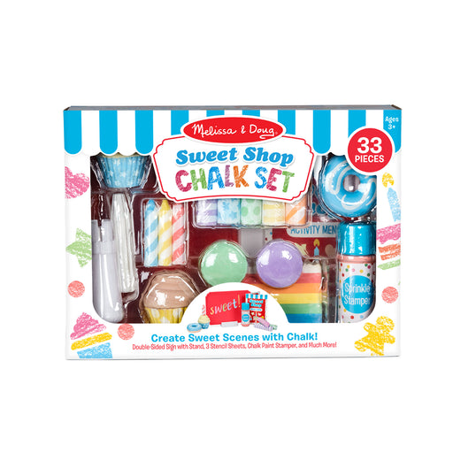 Sweet Shop Chalk Set - JKA Toys