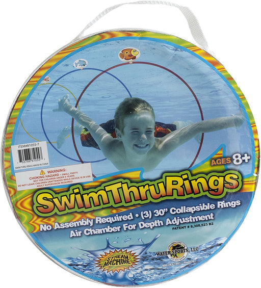 Swim Thru Rings - JKA Toys