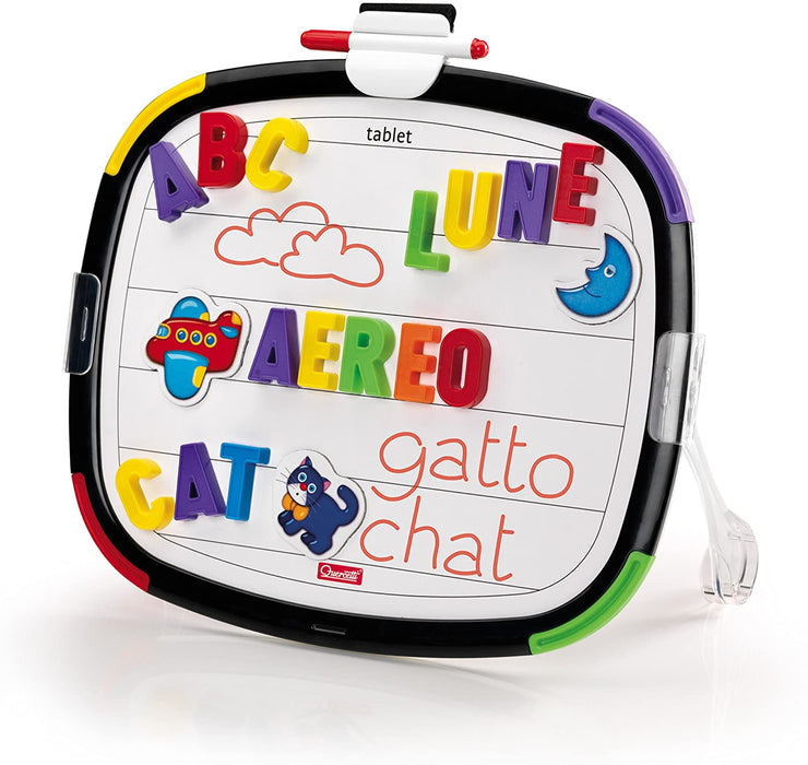 Magnetic Tablet with Letters - JKA Toys