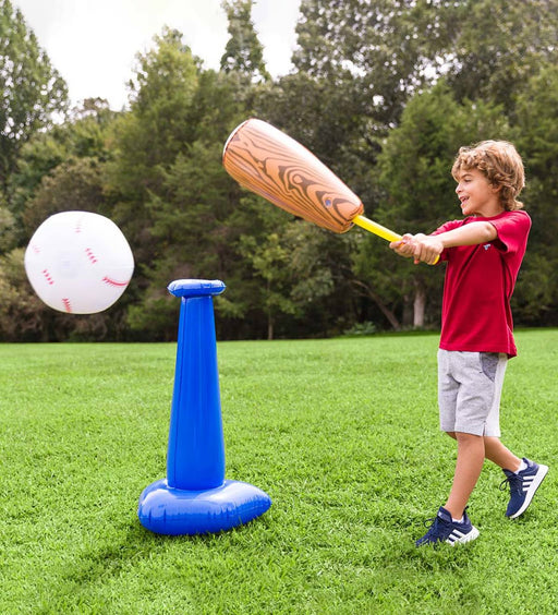 Inflatable T-Ball - JKA Toys