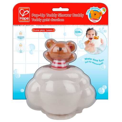 Pop-Up Teddy Shower Buddy - JKA Toys