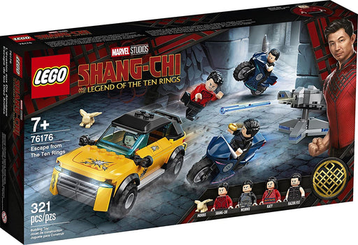 LEGO Marvel Shang-Chi Escape from The Ten Rings