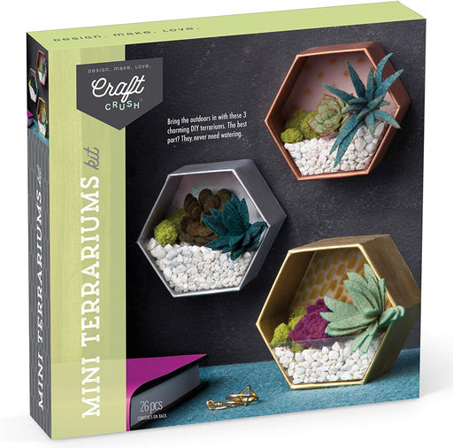 Mini Terrarium Kit - JKA Toys