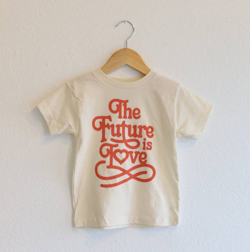 The Future is Love Toddler T-Shirt