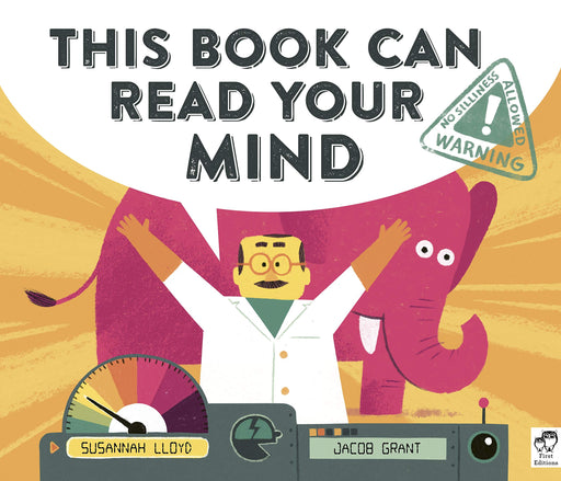 This Book Can Read Your Mind - JKA Toys