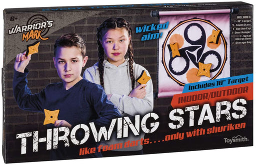 Throwing Stars - JKA Toys