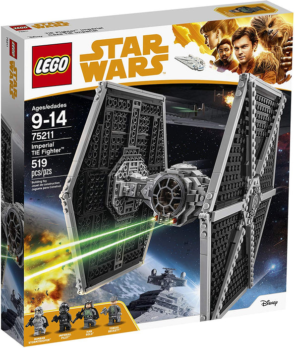 LEGO Star Wars Imperial TIE Fighter - JKA Toys