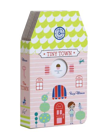 Tiny Town Board Book - JKA Toys