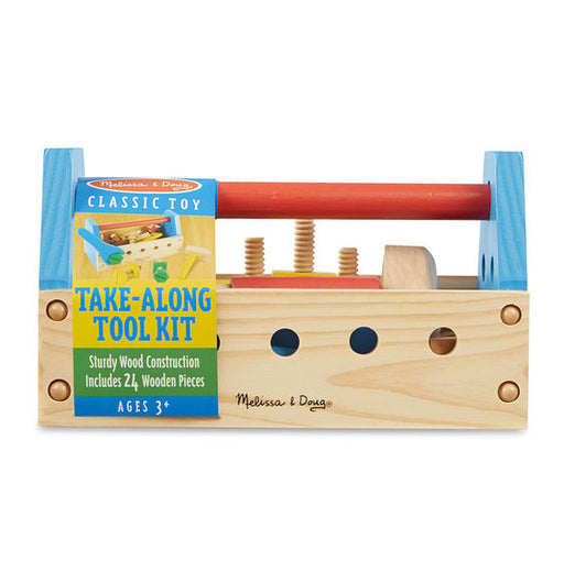 Take-Along Tool Kit - JKA Toys