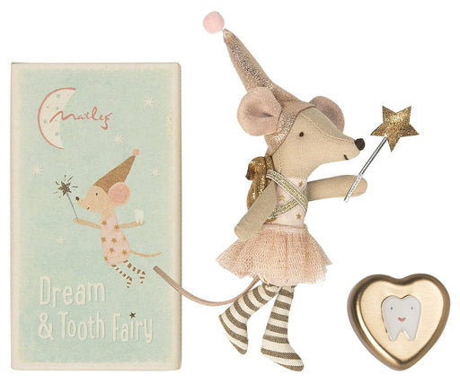 Tooth Fairy Big Sister Mouse - JKA Toys