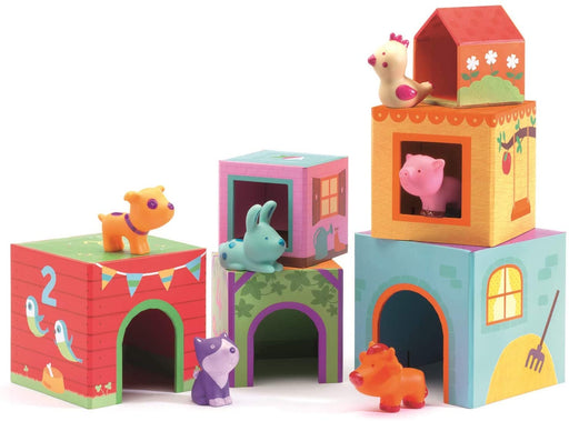 Topanifarm Stacking & Nesting Toy - JKA Toys