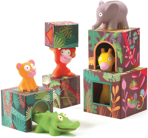 Topanijungle Stacking & Nesting Toy - JKA Toys