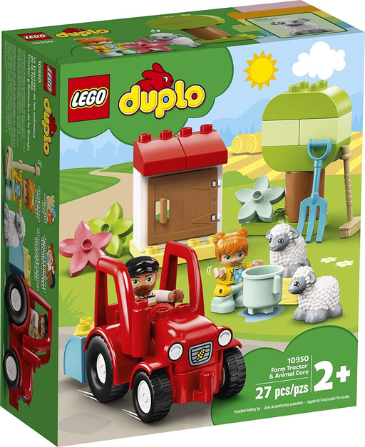 LEGO Duplo Farm Tractor & Animal Care