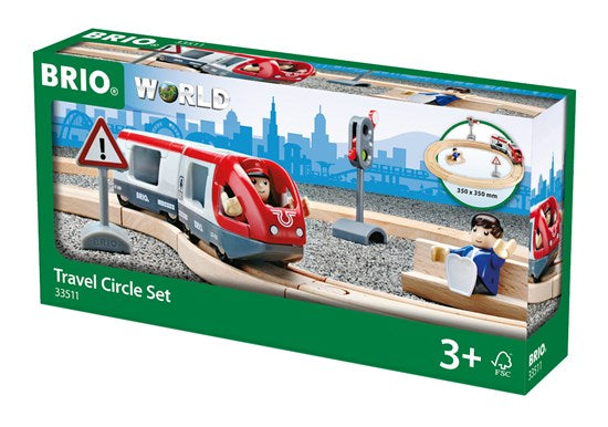 Travel Circle Set - JKA Toys
