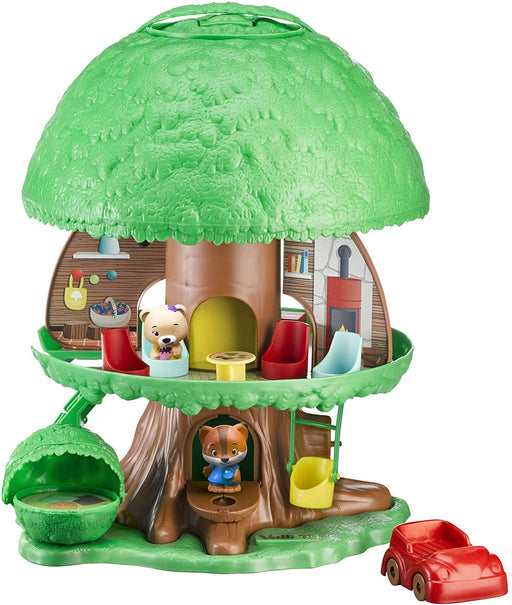 Timber Tots Tree House - JKA Toys
