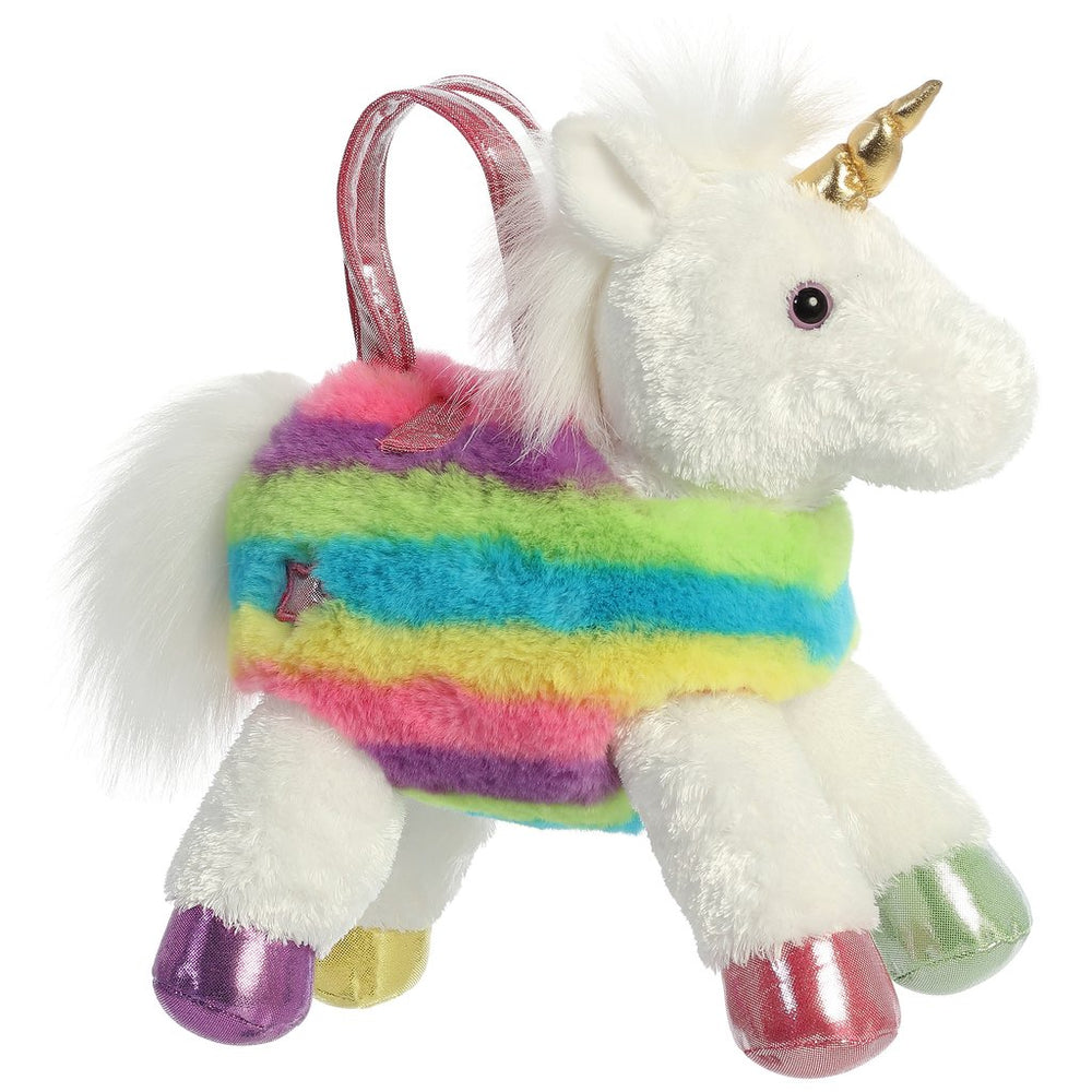 Trendy Pals Unicorn Rainbow Carrier - JKA Toys