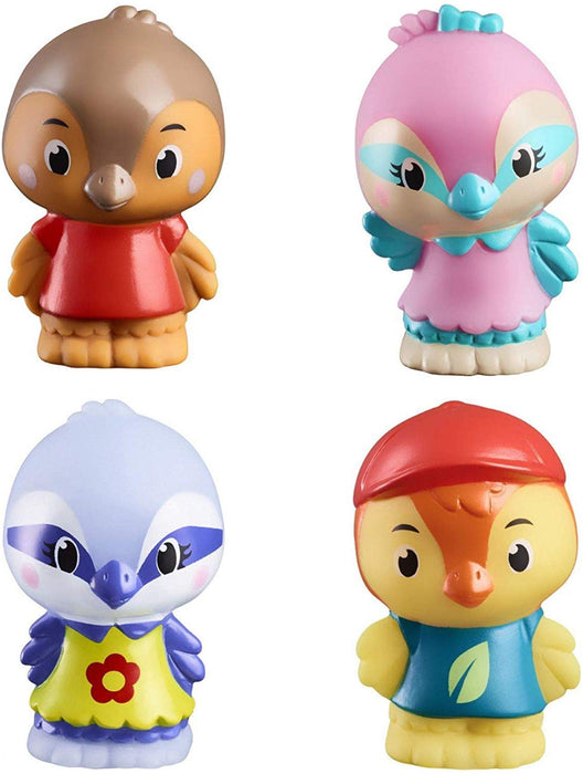 Timber Tots Twitwit Family - JKA Toys