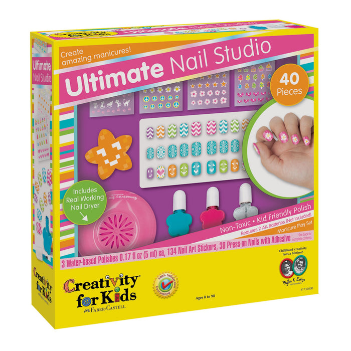 Ultimate Nail Studio - JKA Toys