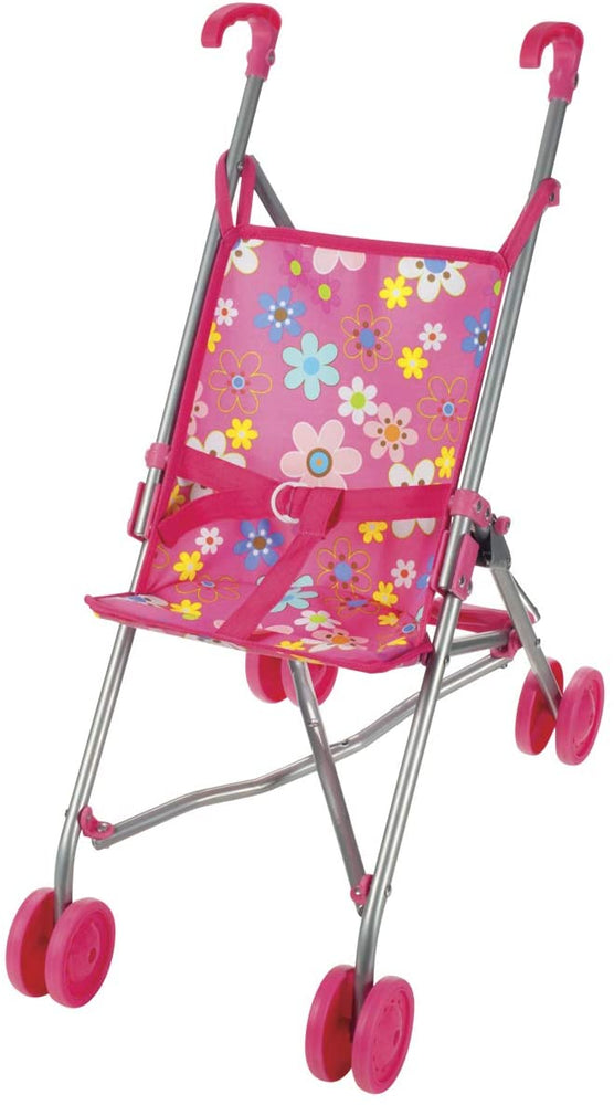 Doll Umbrella Stroller - JKA Toys