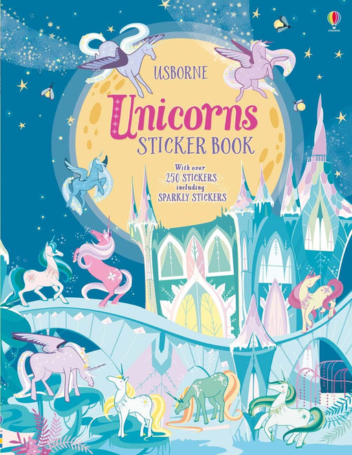 Unicorns Sticker Book - JKA Toys