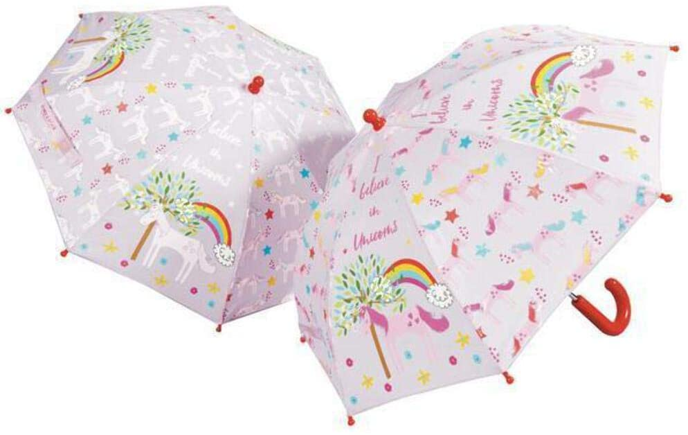 Unicorn Color Changing Umbrella - JKA Toys