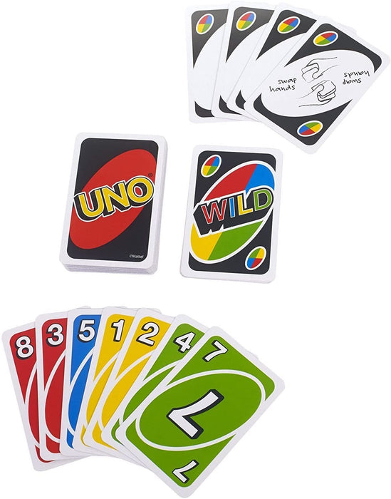 Uno Card Game - JKA Toys
