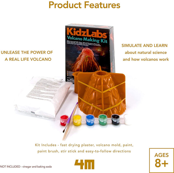 Volcano Making Kit - JKA Toys