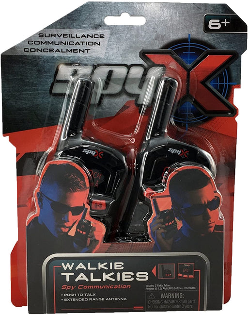 Spy X Walkie Talkies - JKA Toys