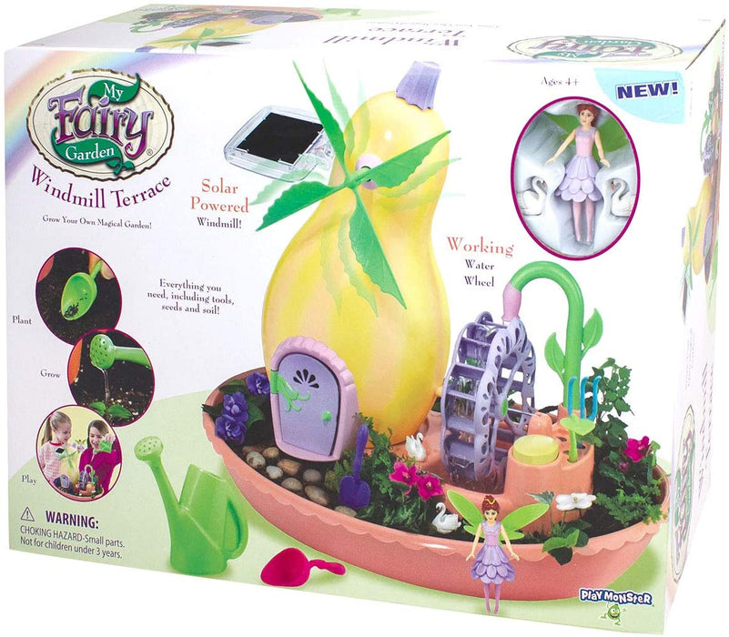 My Fairy Garden Windmill Terrace - JKA Toys