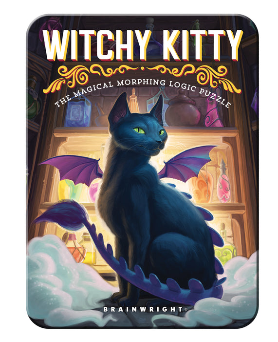 Witchy Kitty - JKA Toys