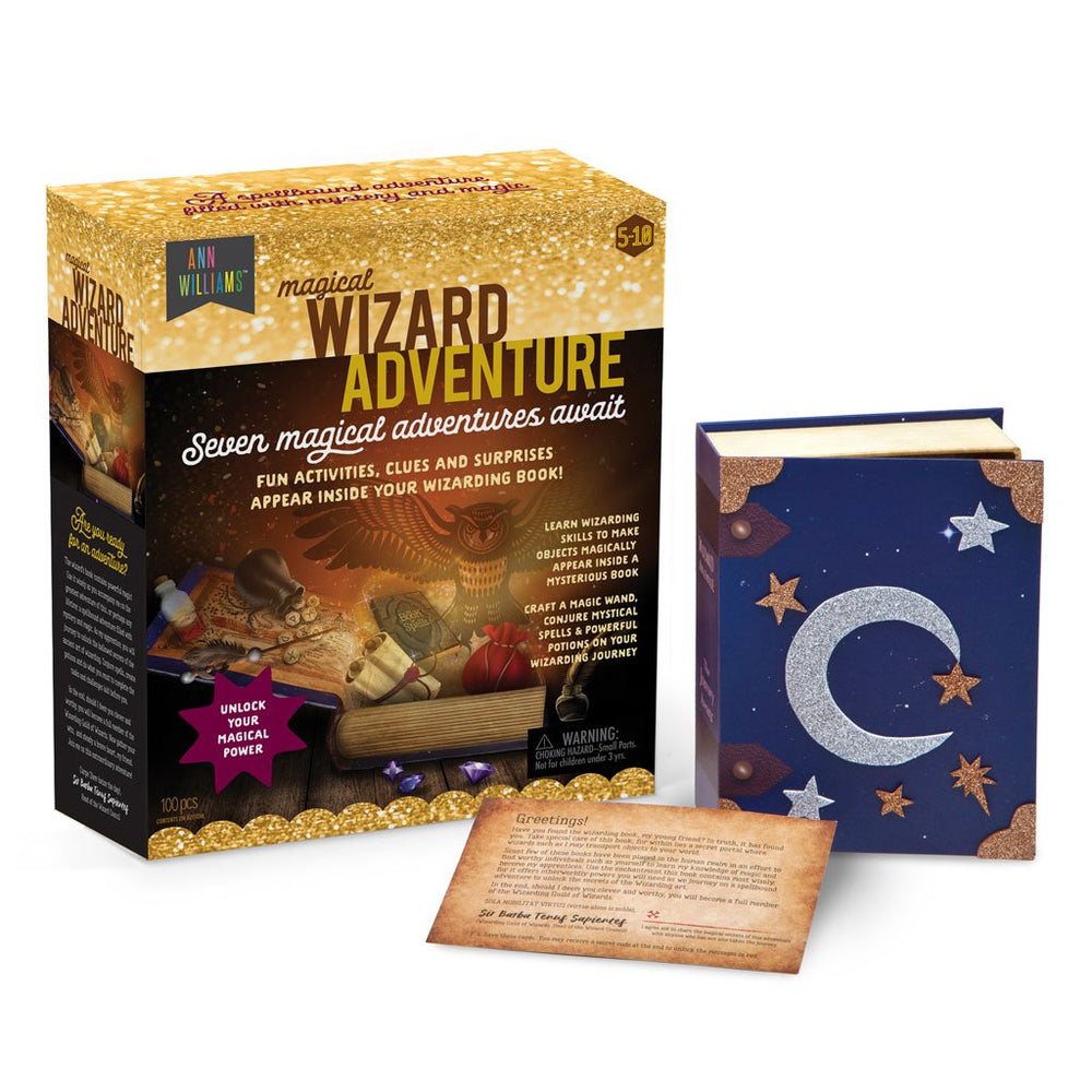Magical Wizard Adventure - JKA Toys