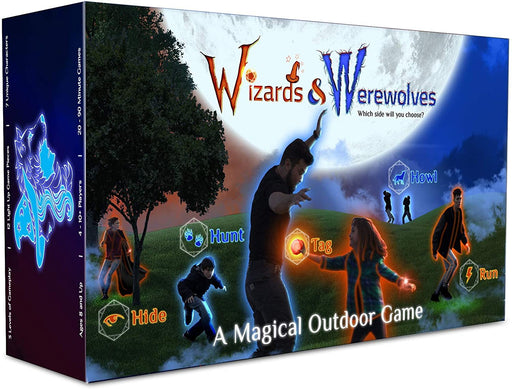 Wizards & Werewolves - JKA Toys