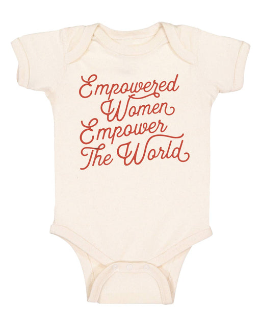Empowered Women Empower the World Bodysuit Size 12 Months