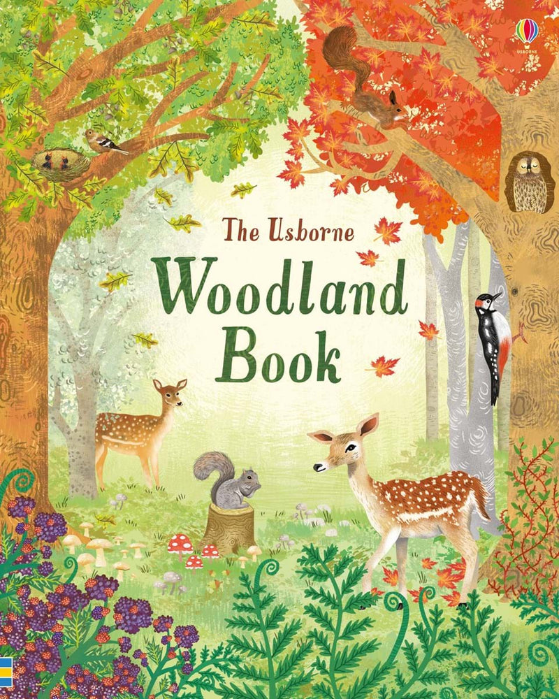 Woodland Book - JKA Toys
