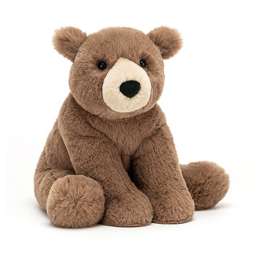 Small Woody Bear Plush - JKA Toys