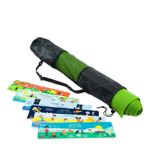 Backyard Yoga Mat Set - JKA Toys