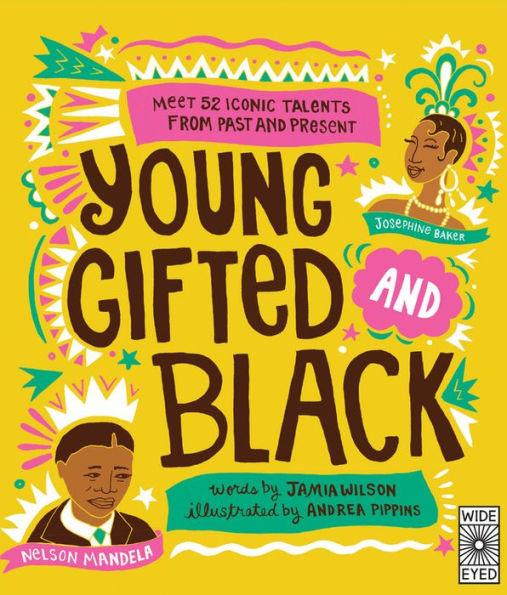 Young, Gifted and Black Hardcover Book - JKA Toys