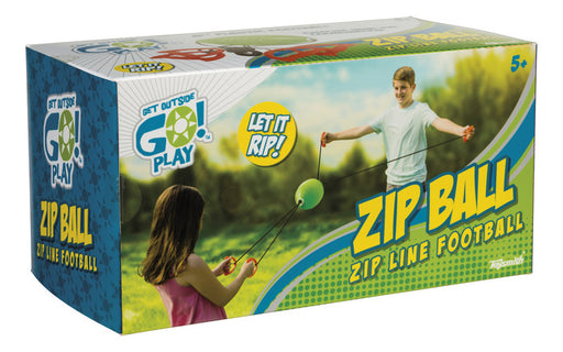 Zip Ball Zip Line Football - JKA Toys