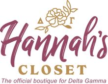 Hannah's Closet - The Official Boutique for Delta Gamma