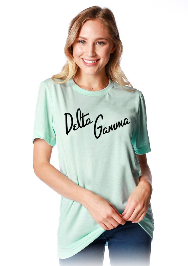 Beverly Tee - Hannah's Closet - The Official Boutique for Delta Gamma