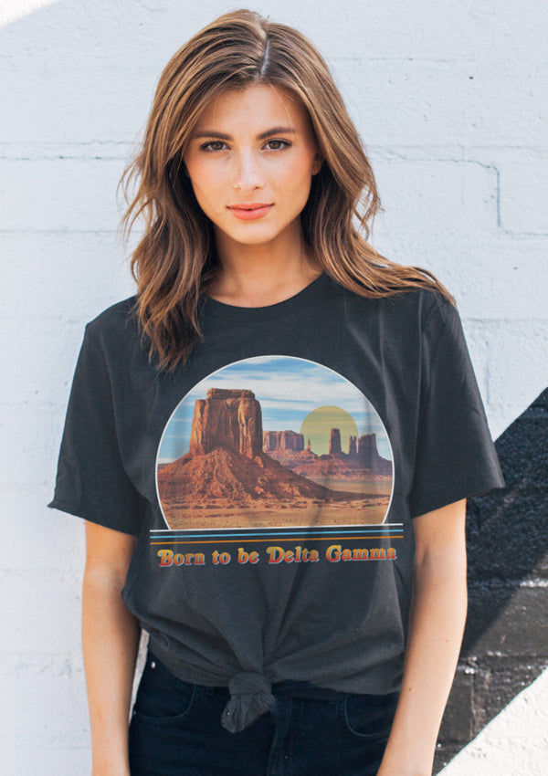 Born To Be Tee - Hannah's Closet - The Official Boutique for Delta Gamma