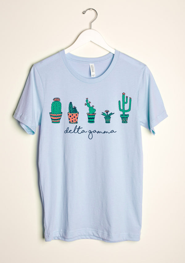 Cacti Tee - Hannah's Closet - The Official Boutique for Delta Gamma
