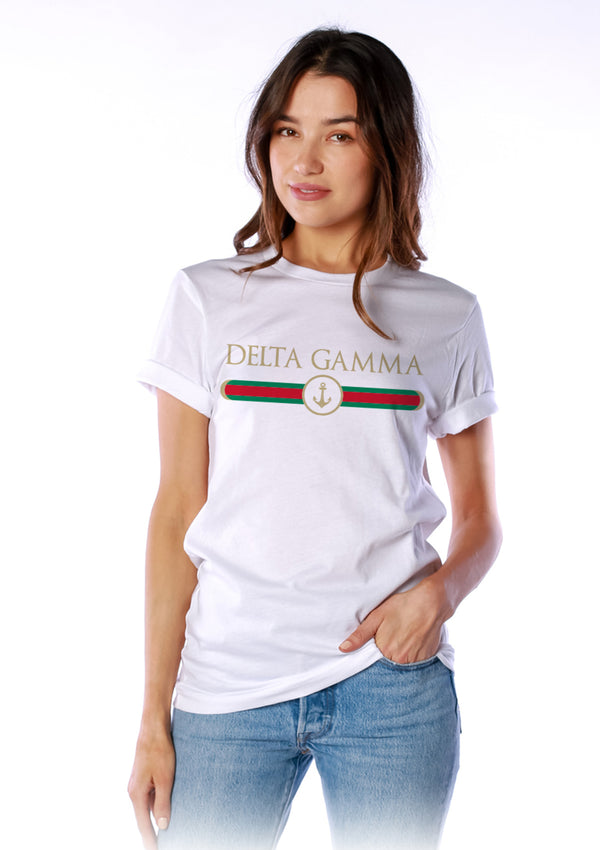 Couture Tee - Hannah's Closet - The Official Boutique for Delta Gamma