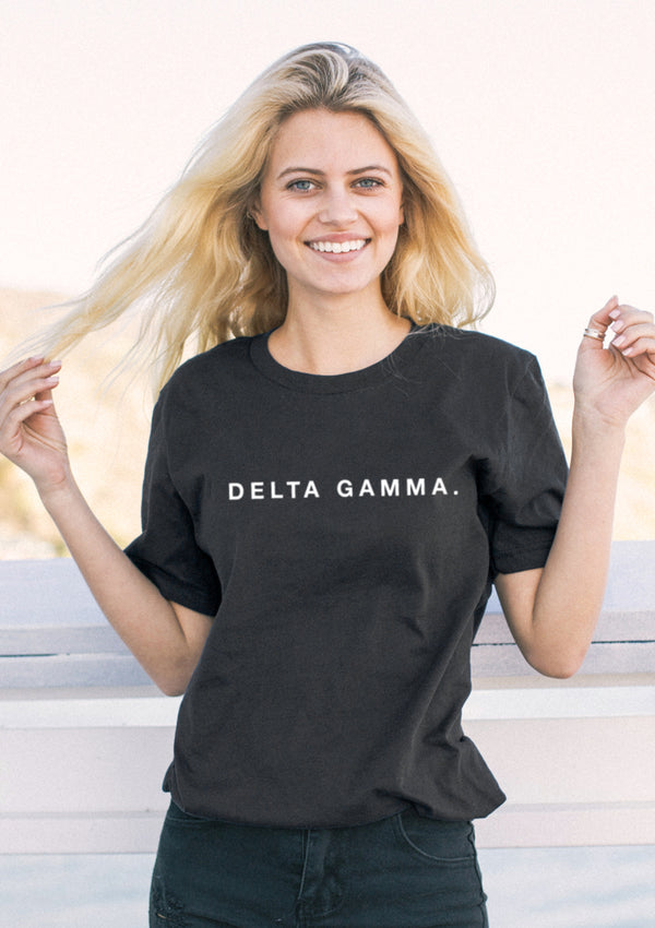 Everyday Tee - Hannah's Closet - The Official Boutique for Delta Gamma
