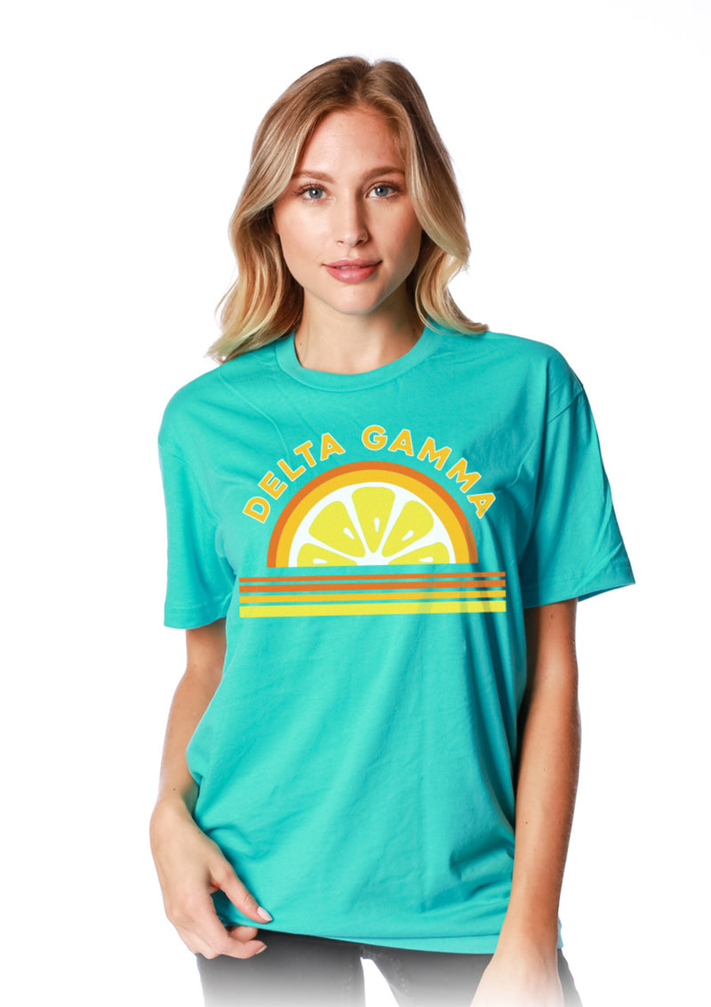 Juicy Tee - Hannah's Closet - The Official Boutique for Delta Gamma